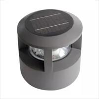Solar Bollard Luminaire SSB-014BK